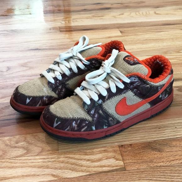Nike Sb Dunk Low Reese Forbes Hunter